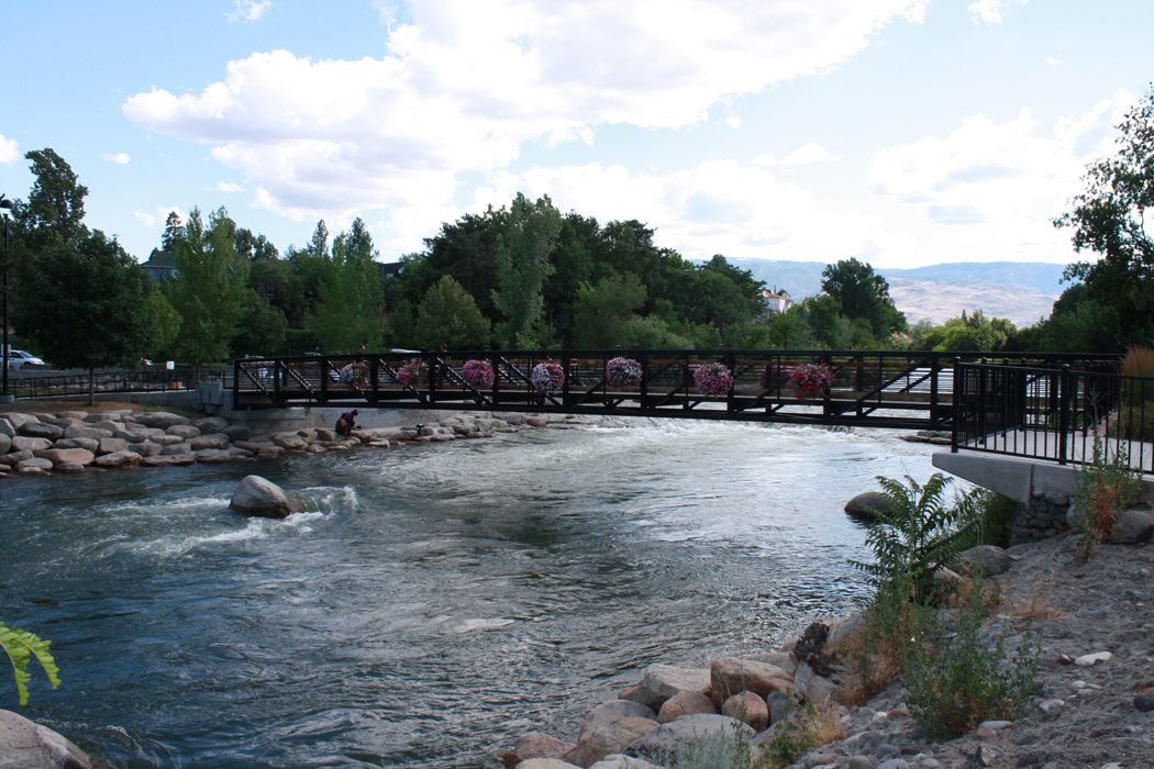 City of Reno Bridge